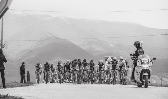 Tirreno - stage 4