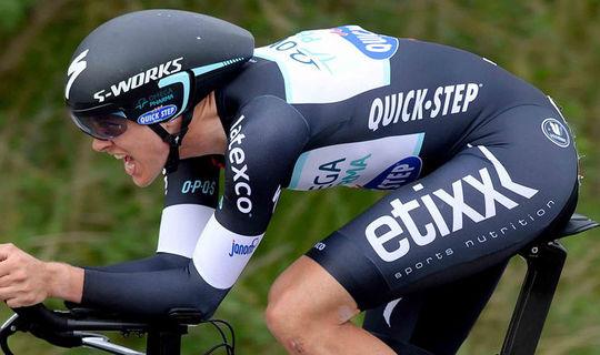 Eneco Tour: Stybar en Terpstra in top-10 klassement na tijdrit