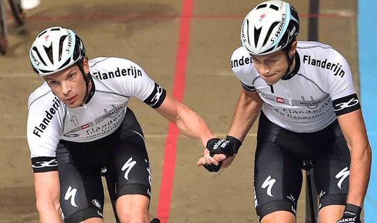 Zesdaagse Rotterdam: Keisse en Terpstra in top-3
