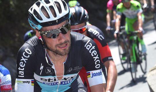 Halle-Ingooigem: Etixx - Quick-Step actief in finale, Boonen 11e