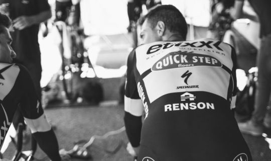 UCI World TTT Championship: Pre-Race Recon & Training