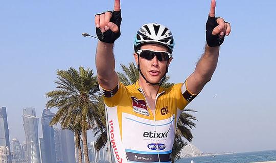2015 Best Moments: Terpstra wint Tour of Qatar opnieuw!