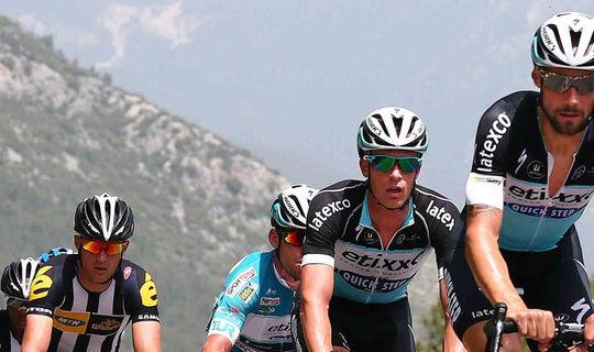 Tour of Turkey: peloton trekt bergen in