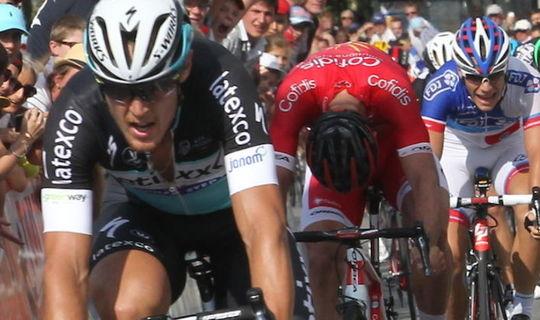 Tour du Poitou Charentes: Trentin wint slotrit, Martin pakt eindwinst