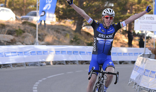 Dan Martin nets first victory for Etixx – Quick-Step