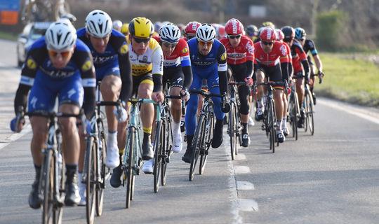 Omloop Het Nieuwsblad kicks-off the team's Classics campaign