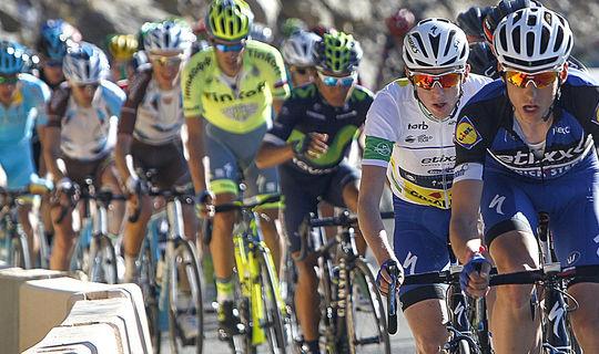 Etixx – Quick-Step to Vuelta al Pais Vasco