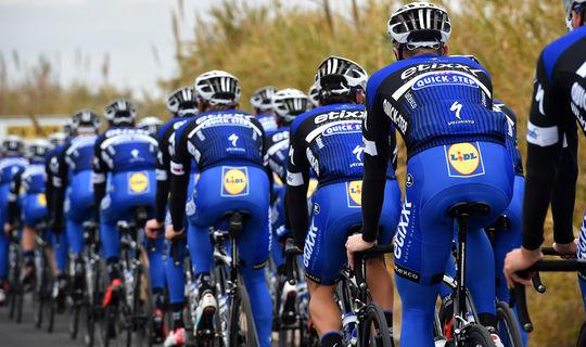 Etixx – Quick-Step with motivated team to Tour de San Luis