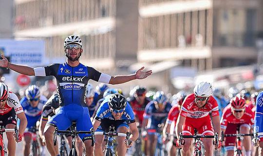Gaviria concludes La Provence with victory in Marseille