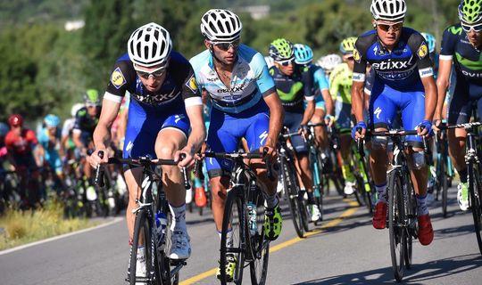 Contreras and Gaviria out of Tour de San Luis