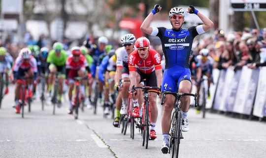 Powerful sprint brings Kittel the win in Albufeira
