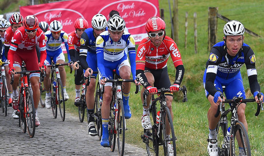 Fast start to Driedaagse De Panne