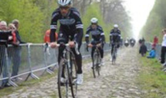 OPQS Paris-Roubaix verkenning