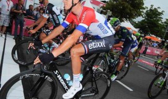 Etixx - Quick-Step to La Vuelta